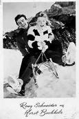 1950's - Buchholz neige