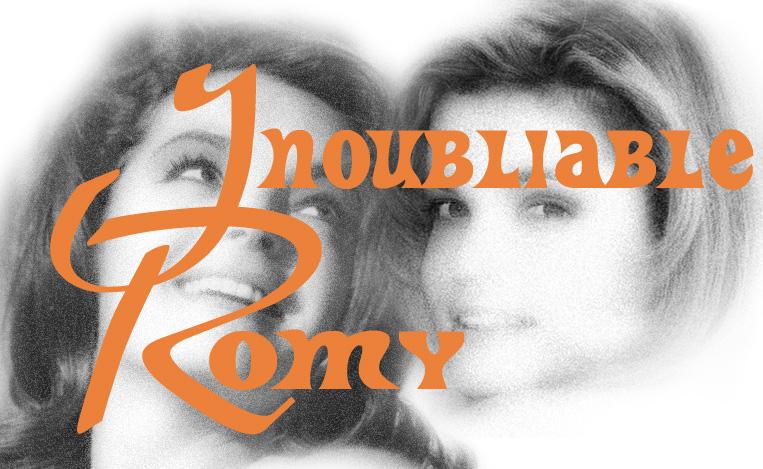 De Romy Schneider à Sarah Biasini - Logo grand 2