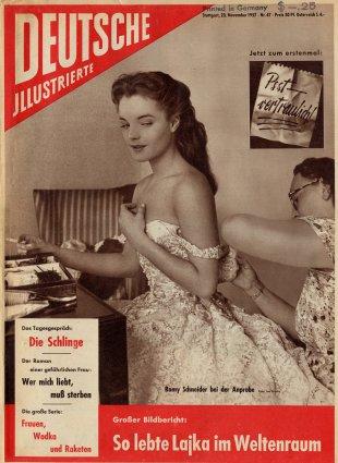 1957-11-23 - Deutsche Jllustrierte - N 47