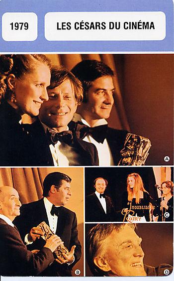 Césars 1979 - 1'