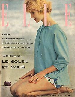 1958-07-07 - Elle - N° 654