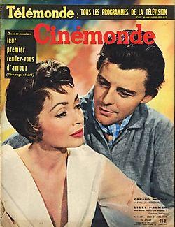 1958-04-24 - Cinémonde - N° 1237