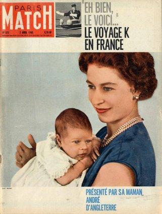 1960-04-02 - Paris Match - N° 573