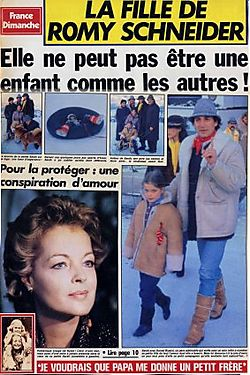 1985-01-21 - France Dimanche - N 2003