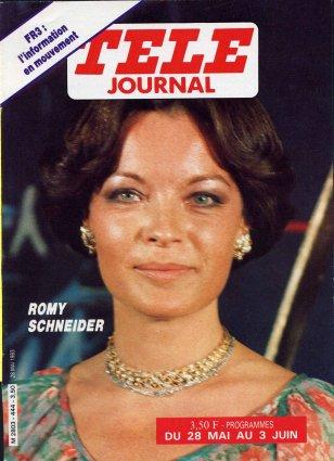 1983-05-28 - Télé Journal - N° 444