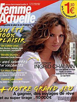 2008-07-05 - Femme Actuelle - N° 1241