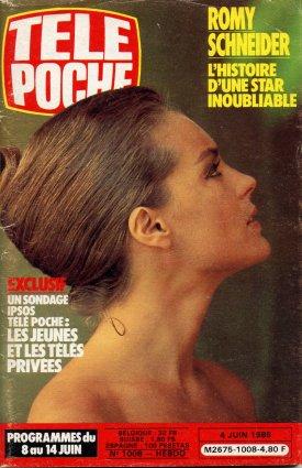 1985-06-08 - Télé Poche - N 1008
