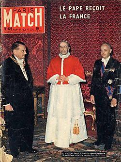 1957-05-25 - Paris Match - N° 424