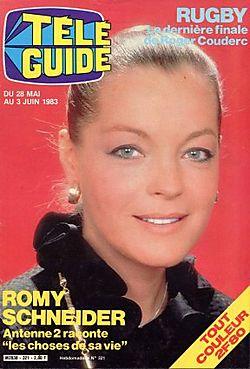 1983-05-28 - Télé Guide - N° 321