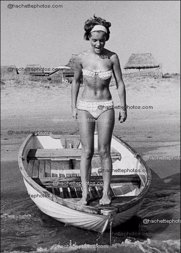 Romy Schneider - 1961 - 2