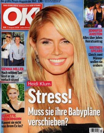 2008-08-07 - OK ! - N° 33