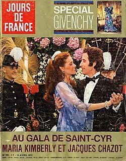 1973-04-10 - Jours de France - N° 955