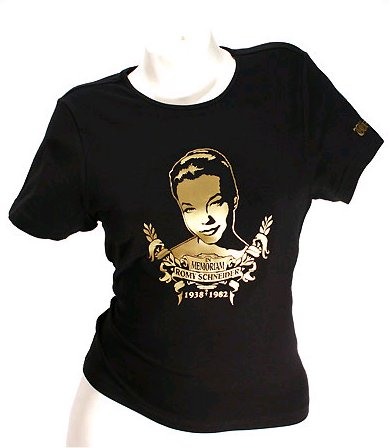 Tee shirt Romy Schneider