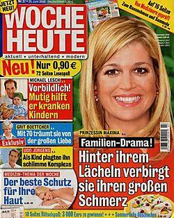 2008-06-25 - Woche Heute - N° 27