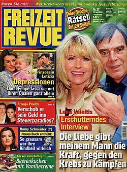 2008-06-25 - Freizeit Revue - N 27