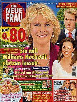 2008-06-25 - Die Neue Frau - N° 27