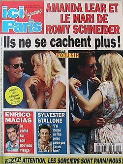 1999-08-16 - Ici Paris - N° 2615