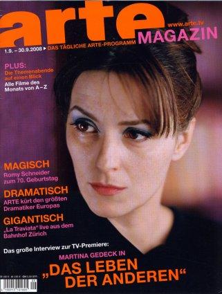 2008-09-00 - Arte Magazin