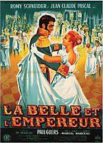 Belle et empereur - affiche