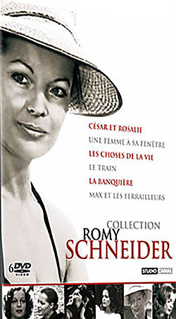 Romy Schneider coffret DVD