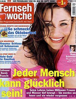 2008-09-12 - Fernsehwoche - N 38