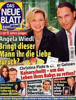 2008-09-24 - Das Neue Blatt - N° 40