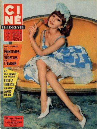 1962-04-15 - Ciné Revue - N° 14