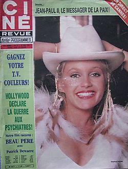 1981-05-21 - Ciné Revue - N° 21