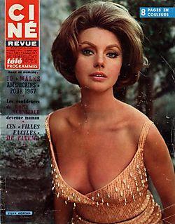 1967-01-05 - Ciné Revue - N° 01