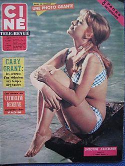 1963-01-10 - Ciné Revue - N° 02