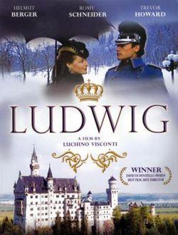 Ludwig avec Romy Schneider