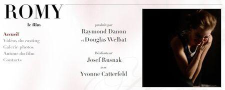 Romy Schneider - le Film