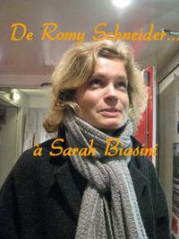 Sarah Biasini - 1er novembre 2008 -1