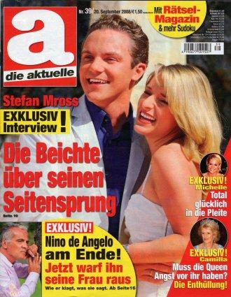 2008-09-20 - Die Aktuelle - N° 39