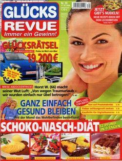 2008-09-17 - Glucks Revue - N° 39