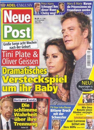 2008-11-26 - Neue Post - N° 49