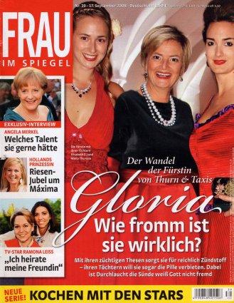2008-09-17 - Frau im Spiegel - N° 39