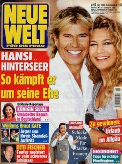 2008-09-24 - Neue Welt - N° 40