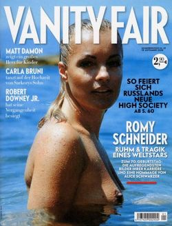 2008-09-18 - Vanity Fair - N° 39