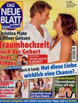 2008-08-27 - Das Neue Blatt - N° 36
