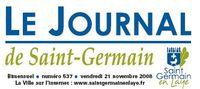 Le journal de SaintGermain