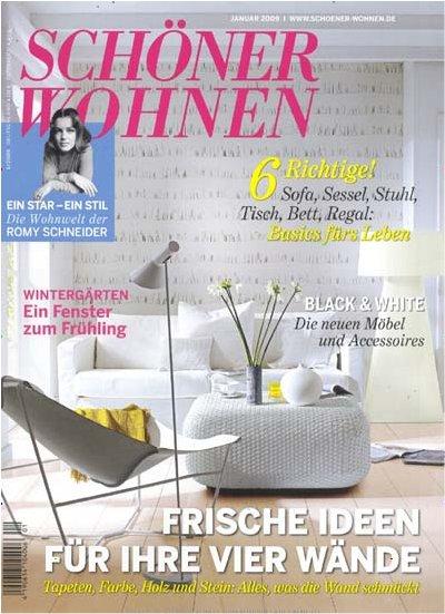 Schöner Wohnen - Janvier 2009