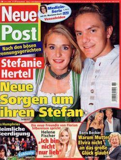 2008-08-27 - Neue Post - N° 36