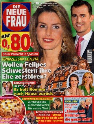 2008-09-10 - Die Neue Frau - N° 38