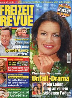 2008-10-01 - Freizeit Revue - N° 41