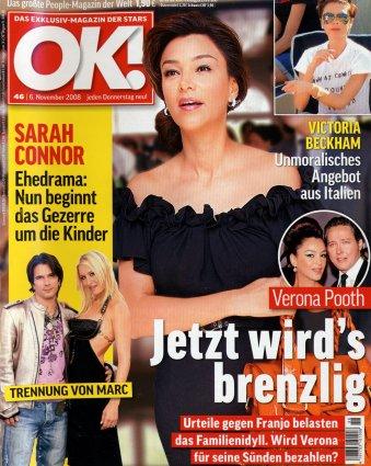 2008-11-06 - OK ! - N° 46