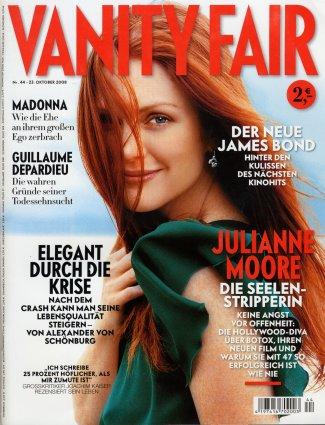 2008-10-23 - Vanity Fair - N° 44