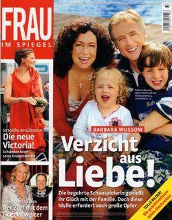 2008-09-03 - Frau im Spiegel - N° 37