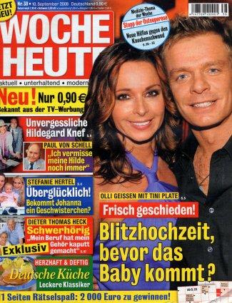 2008-09-10 - Woche Heute - N° 38