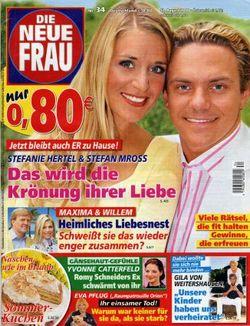 2008-08-13 - Die Neue Frau - N° 34